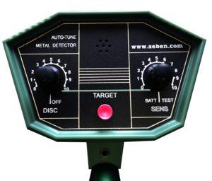 Metalldetetektor Test Seben Deep Target